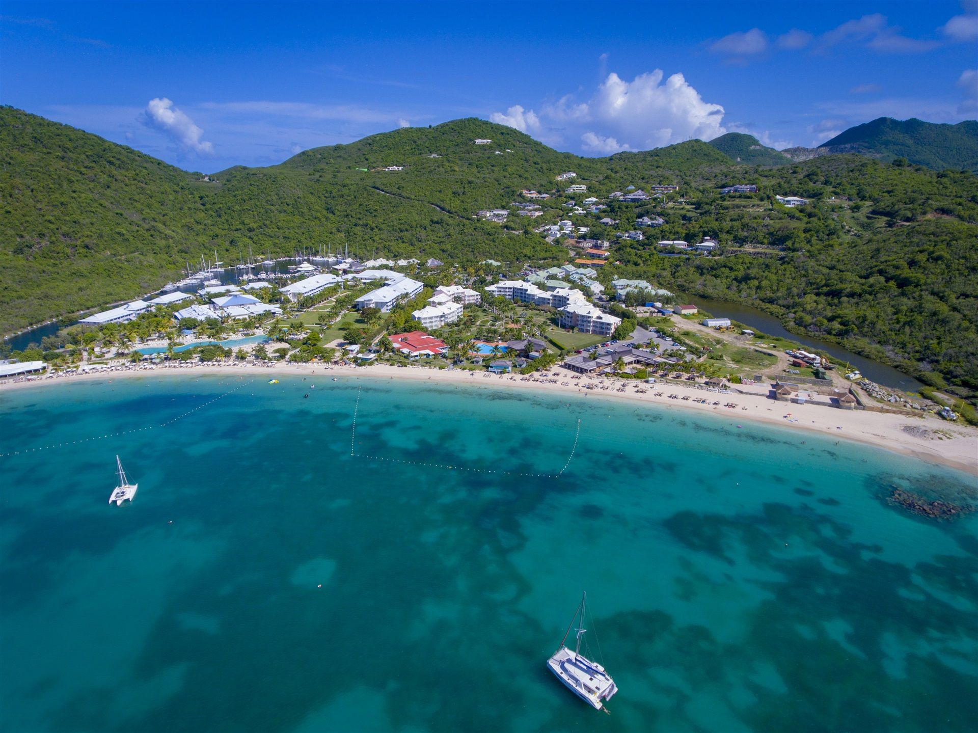 Beaches in St. Martin Re-Open starting today!