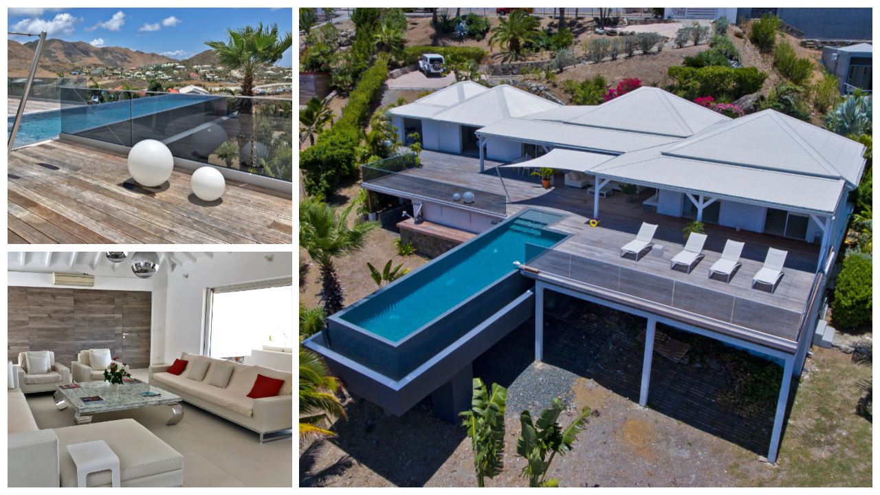 Villa Discovery | 3 Bedroom vacation rental near Orient Beach