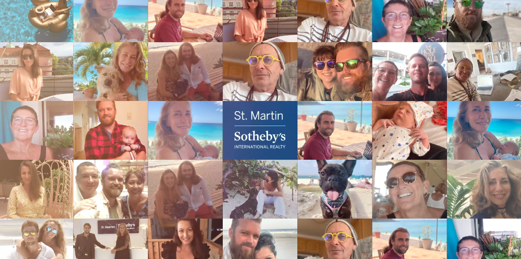 All in this Together from St. Martin Sotheby's Realty