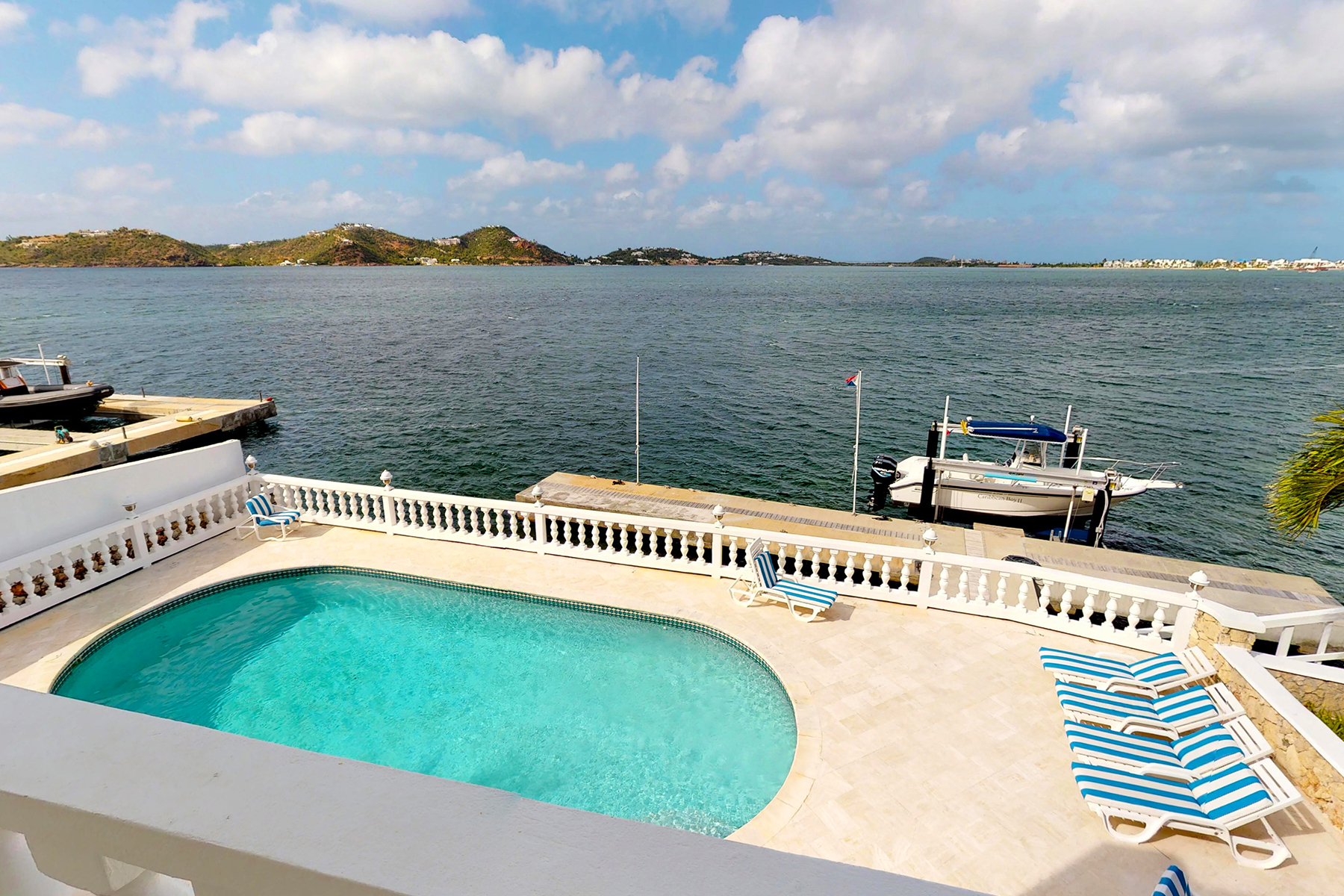 Price Reduced on Point Pirouette Villa in St. Maarten