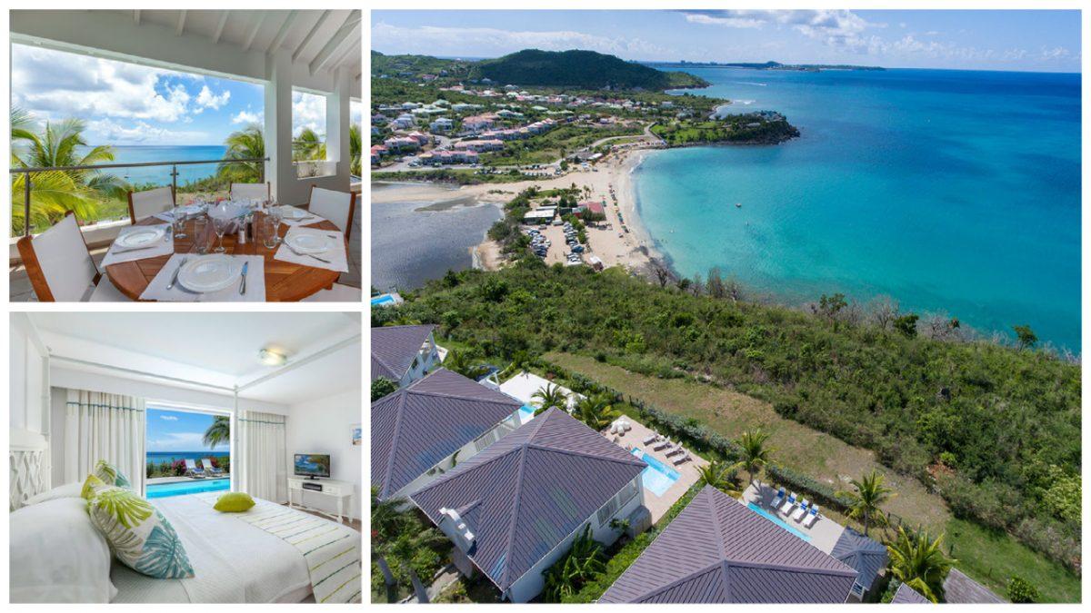 Villa for Sale in Happy Bay, St. Martin