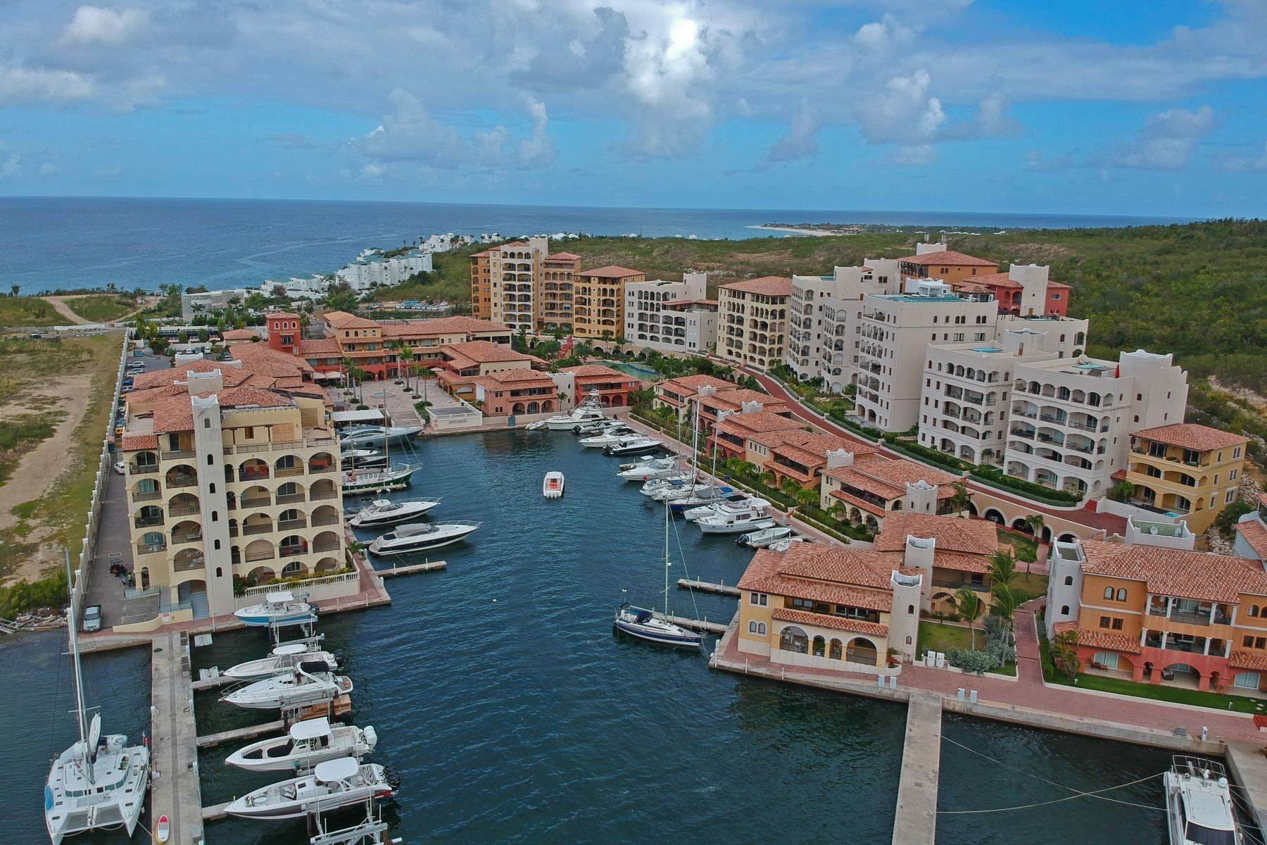 Condominiums for Sale at Ground Floor Marina Porto Cupecoy, Cupecoy, St. Maarten