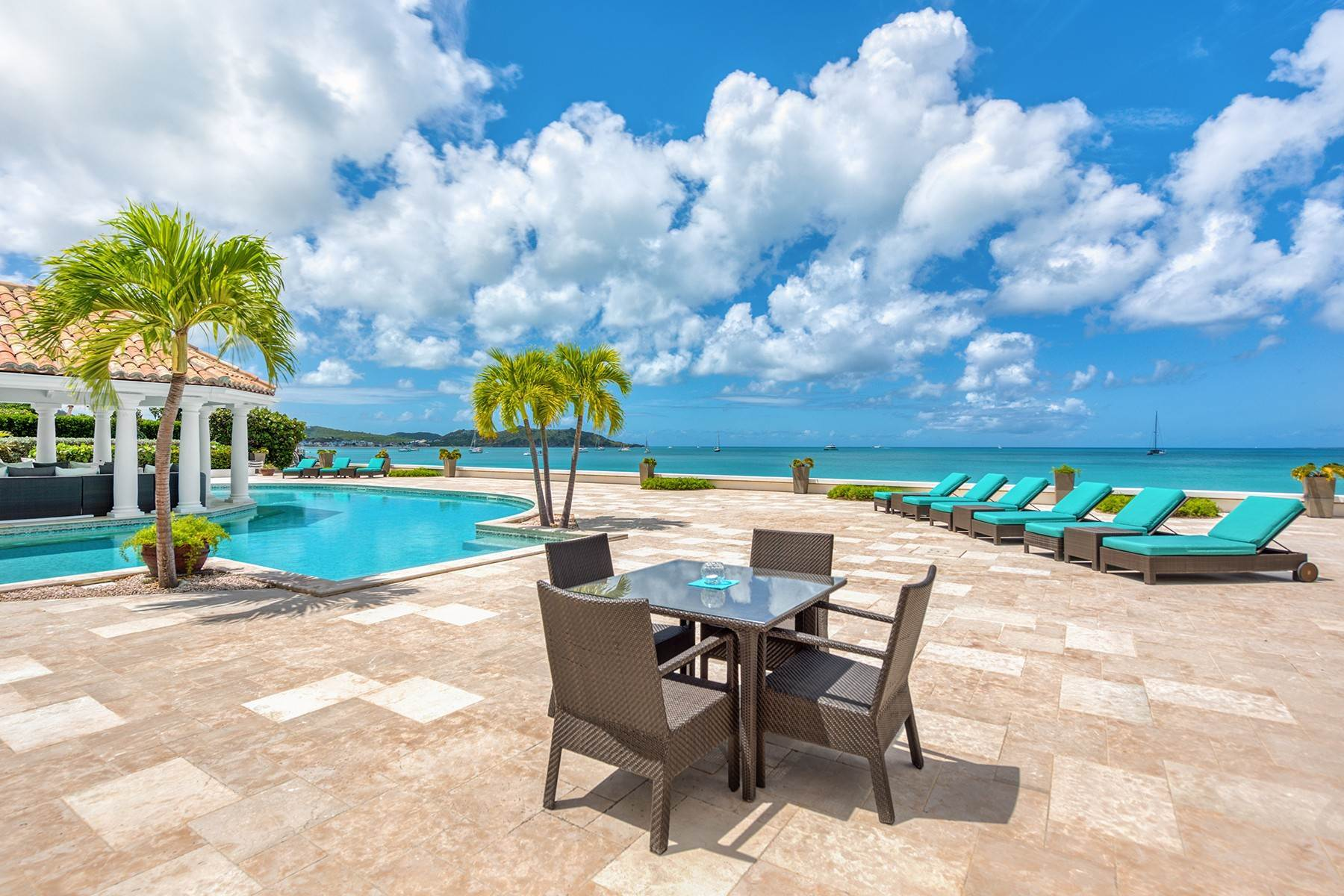 7. Single Family Homes at Petite Plage 4 Grand Case, 97150, St. Martin