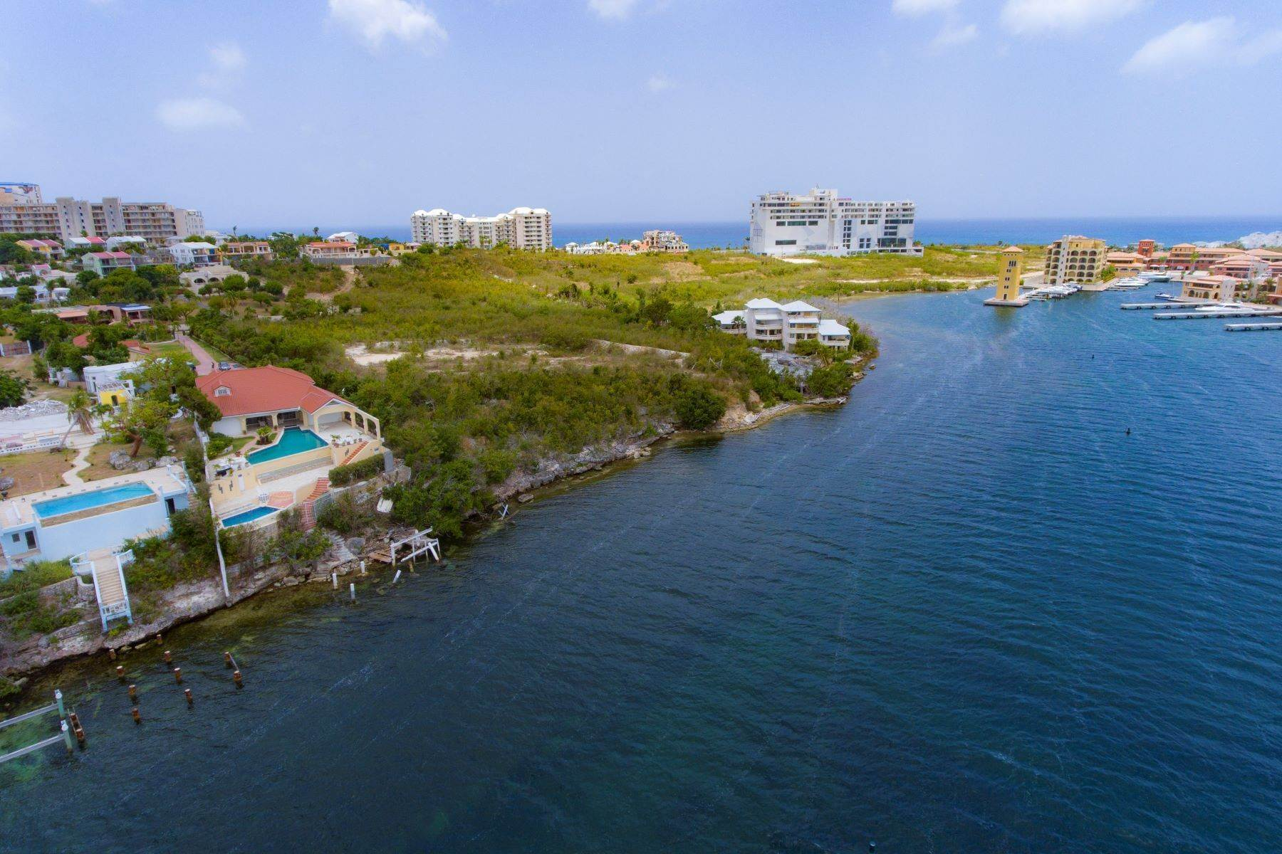 Land for Sale at Cupecoy Waterfront Land Cupecoy, St. Maarten