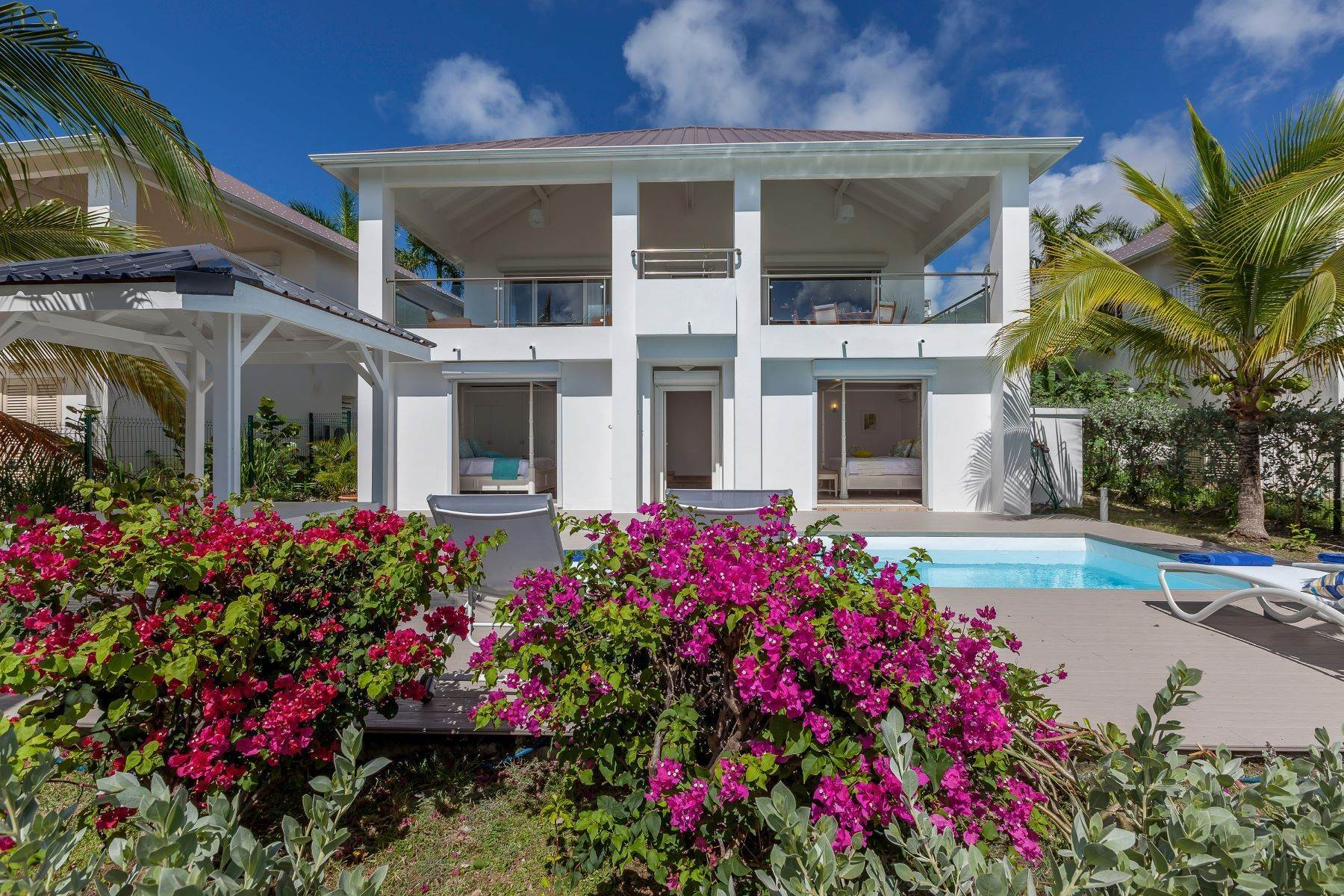 4. Single Family Homes for Sale at Sea Dream Happy Bay, 97150, St. Martin