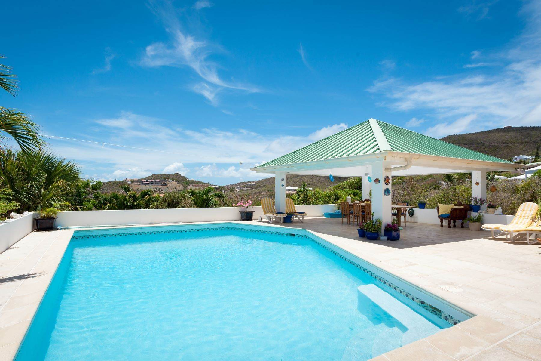 Single Family Homes for Sale at Villa Paradise Guana Bay, St. Maarten