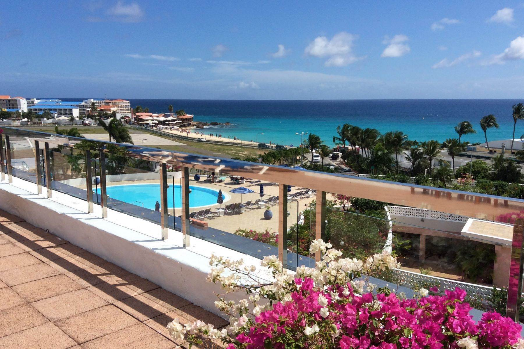 Apartments at La Terrasse Penthouse Maho, St. Maarten