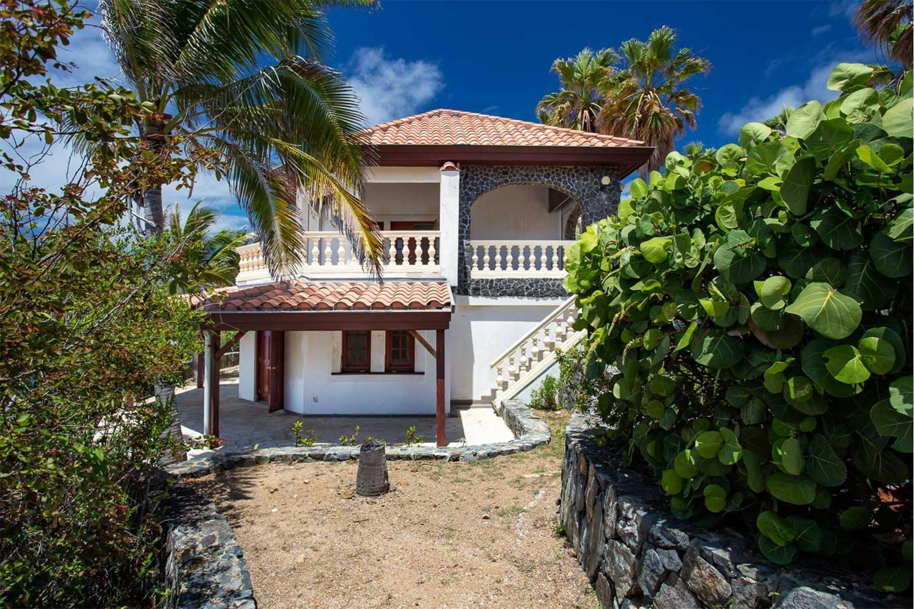 45. Single Family Homes for Sale at Red Pond Private Estates Red Pond, St. Maarten