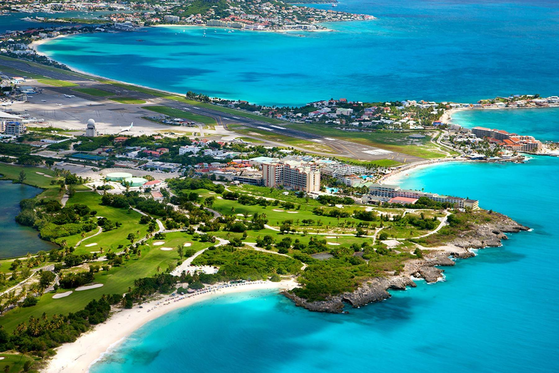 6. Condominiums for Sale at Fourteen Penthouse Mullet Bay, St. Maarten