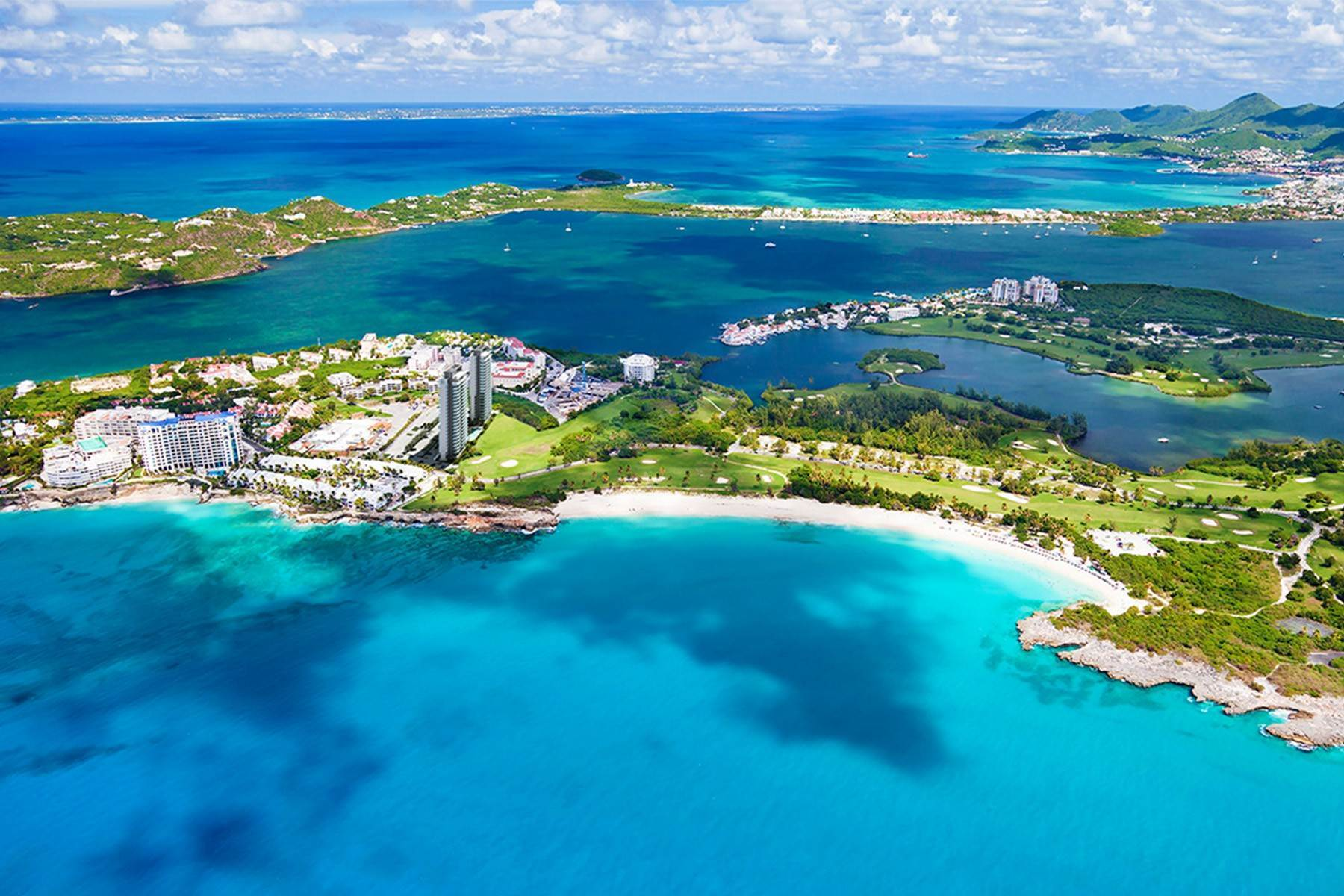 5. Condominiums for Sale at Fourteen Penthouse Mullet Bay, St. Maarten