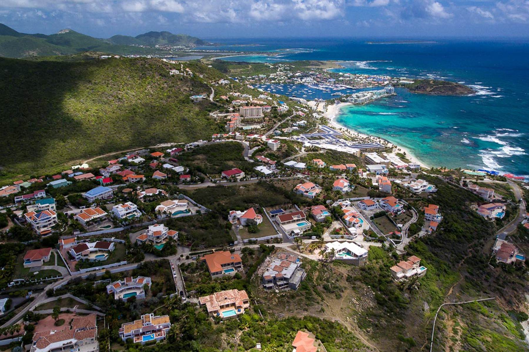 3. Single Family Homes for Sale at Red Pond Private Estates Red Pond, St. Maarten