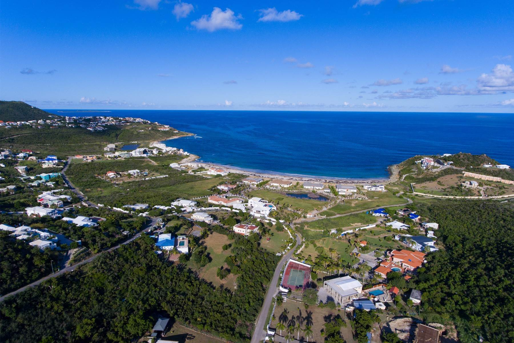 Land for Sale at Maravilla Property Guana Bay, St. Maarten
