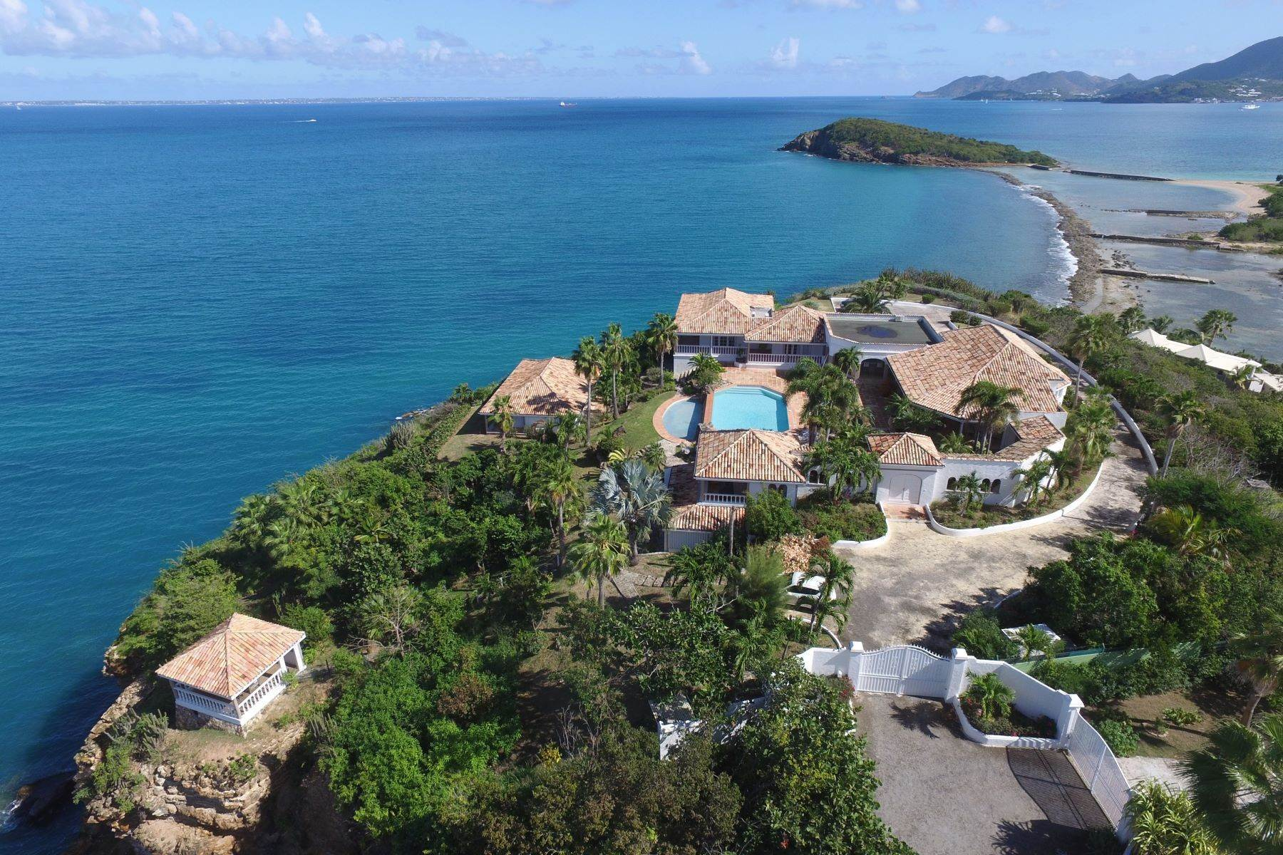 Single Family Homes at Esprit de la Mer Terres Basses, 97150, St. Martin