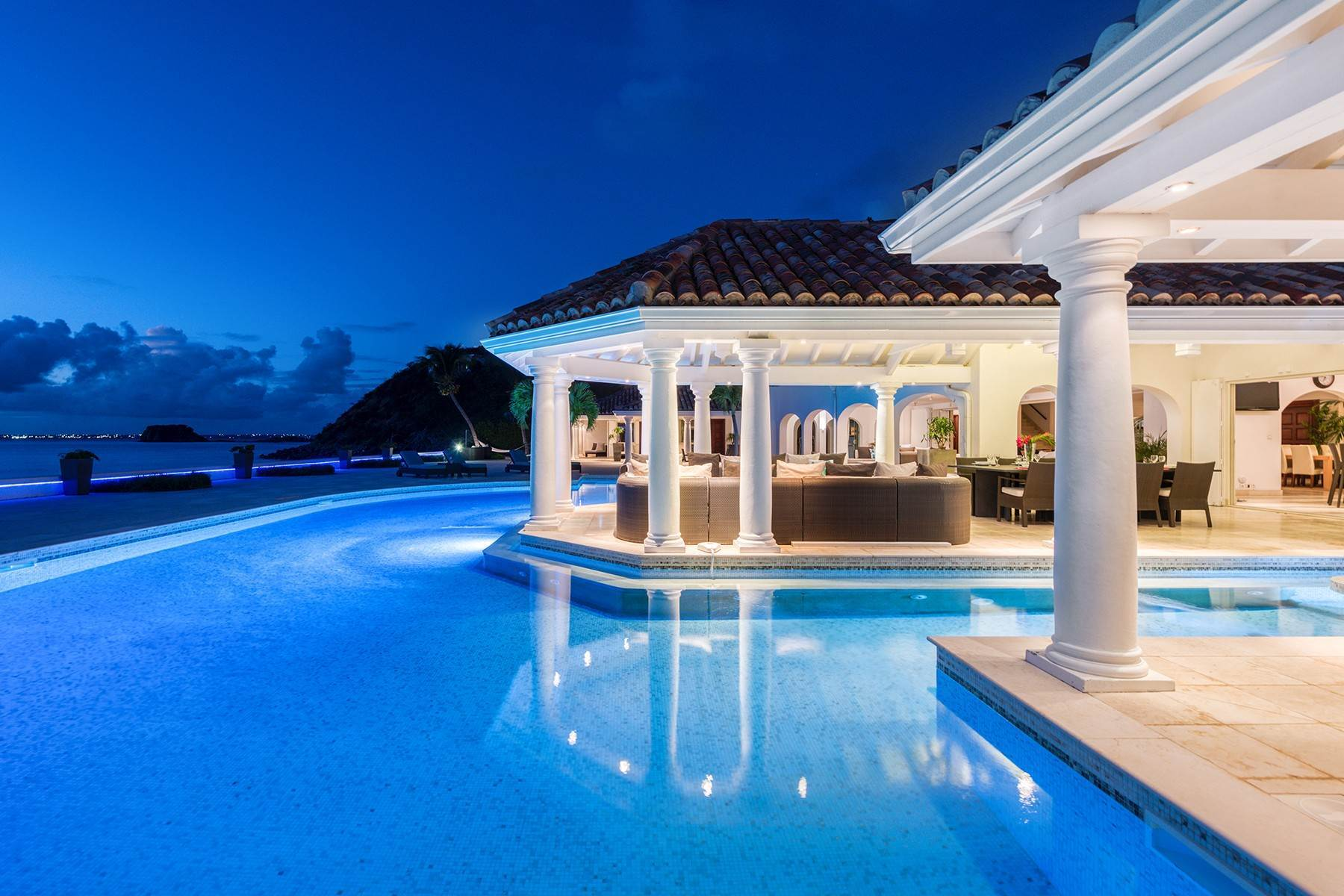 47. Single Family Homes at Petite Plage 4 Grand Case, 97150, St. Martin