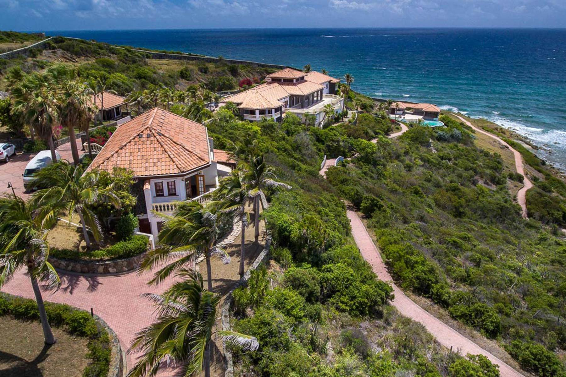6. Single Family Homes for Sale at Red Pond Private Estates Red Pond, St. Maarten