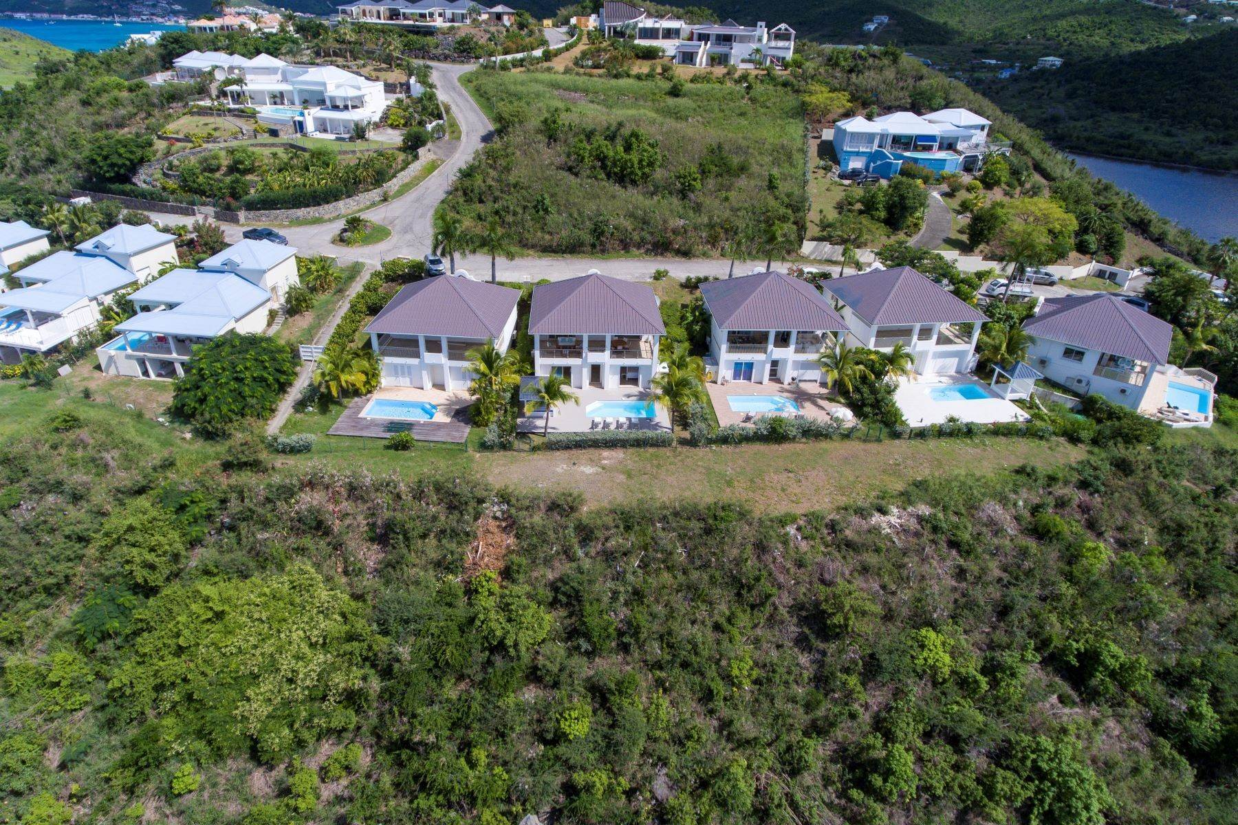 26. Single Family Homes for Sale at Sea Dream Happy Bay, 97150, St. Martin