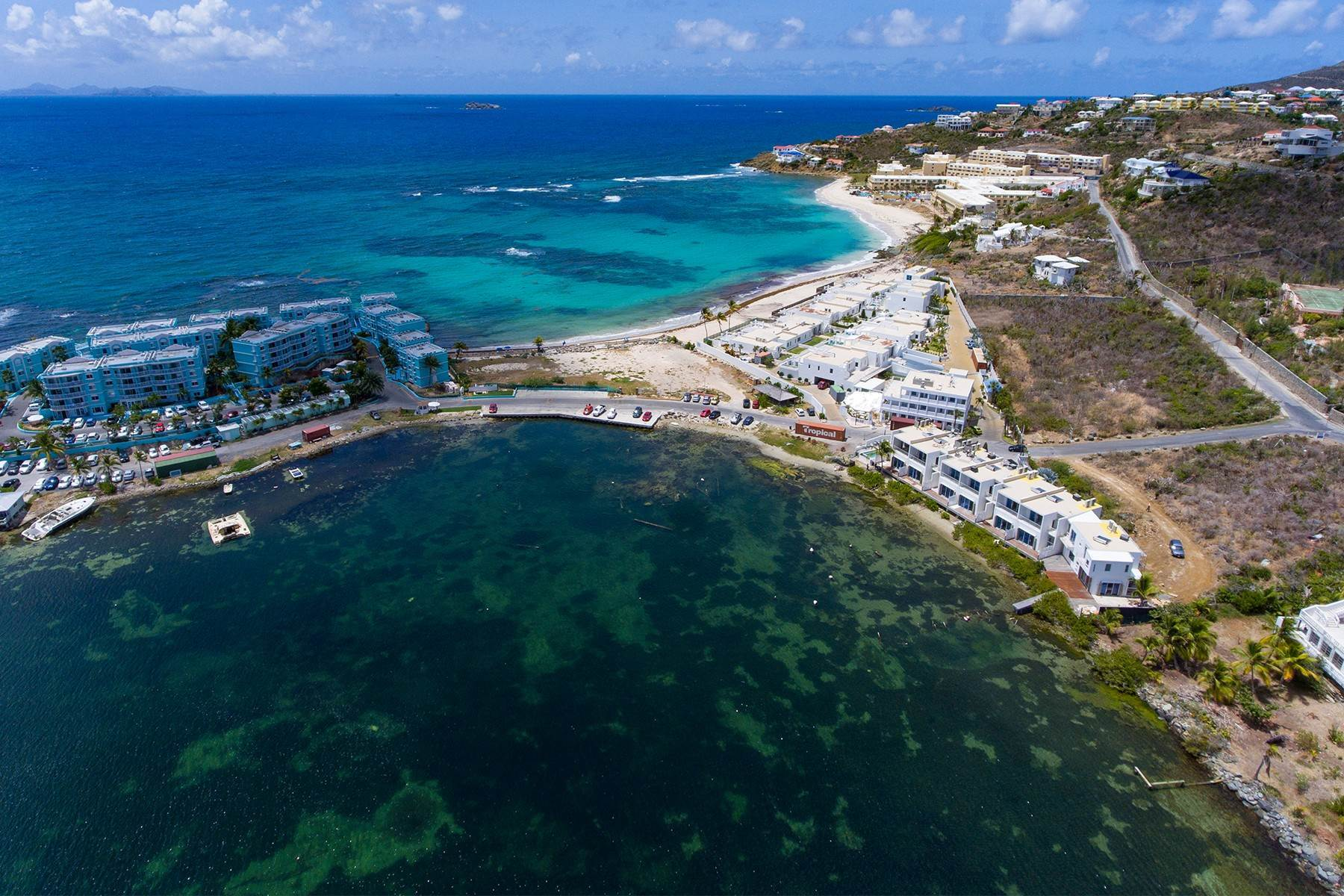 Land for Sale at Oyster Pond Waterfront Land Oyster Pond, St. Maarten