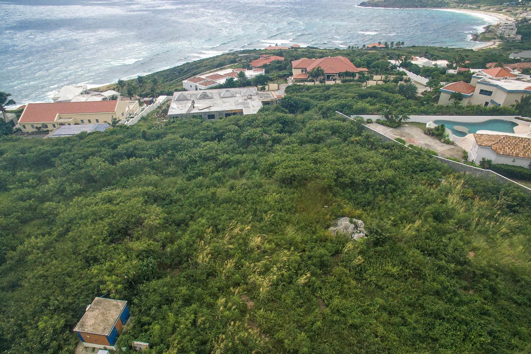 Land for Sale at Dawn Beach Estates Land Dawn Beach Estates Dawn Beach, St. Maarten