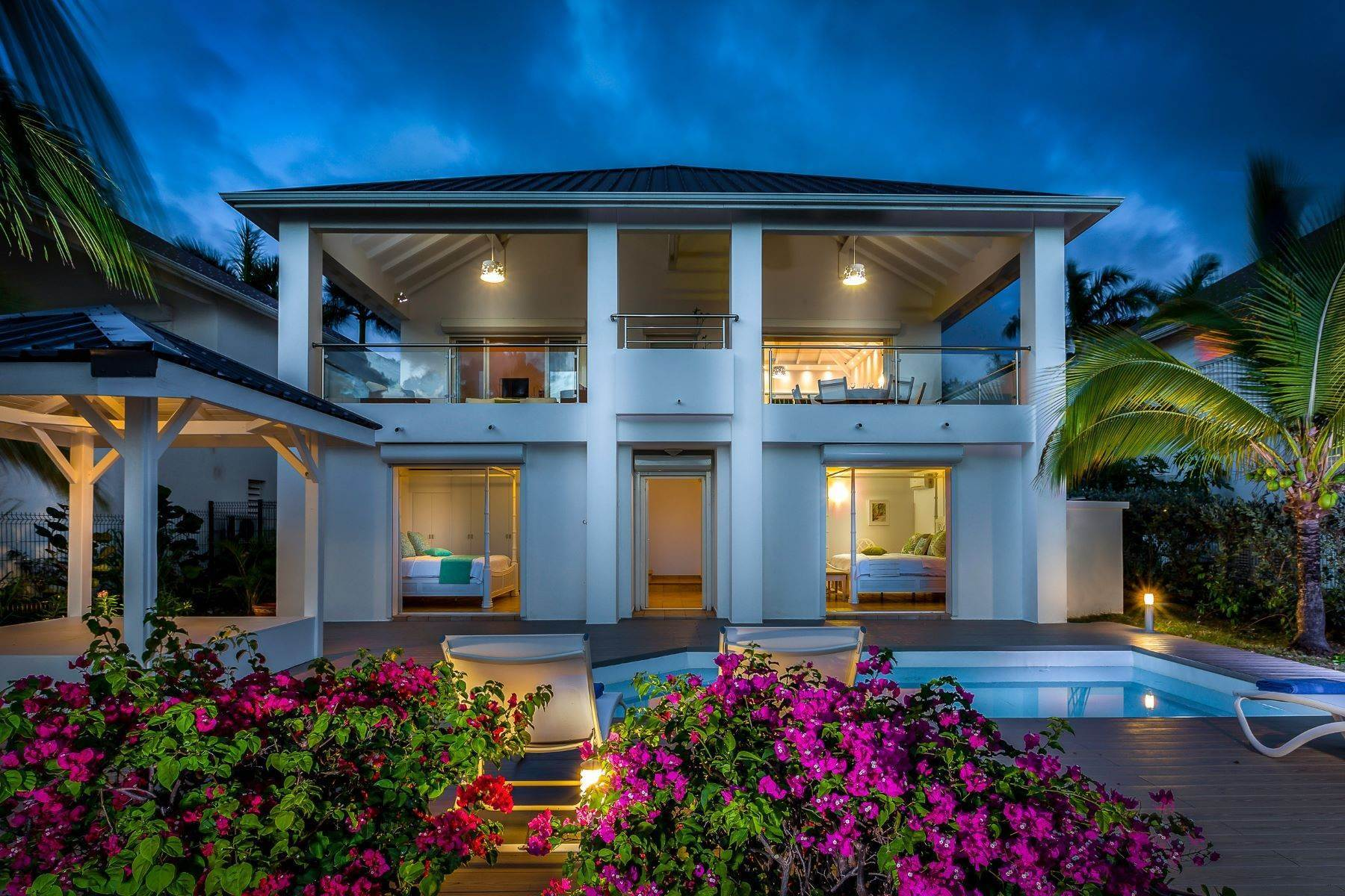 5. Single Family Homes for Sale at Sea Dream Happy Bay, 97150, St. Martin