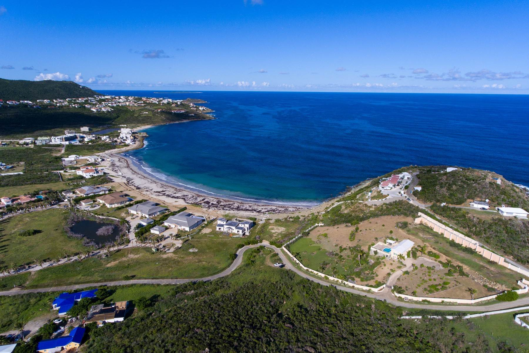 Terreno por un Venta en Guana Bay Villa Estate Land Guana Bay, St. Maarten