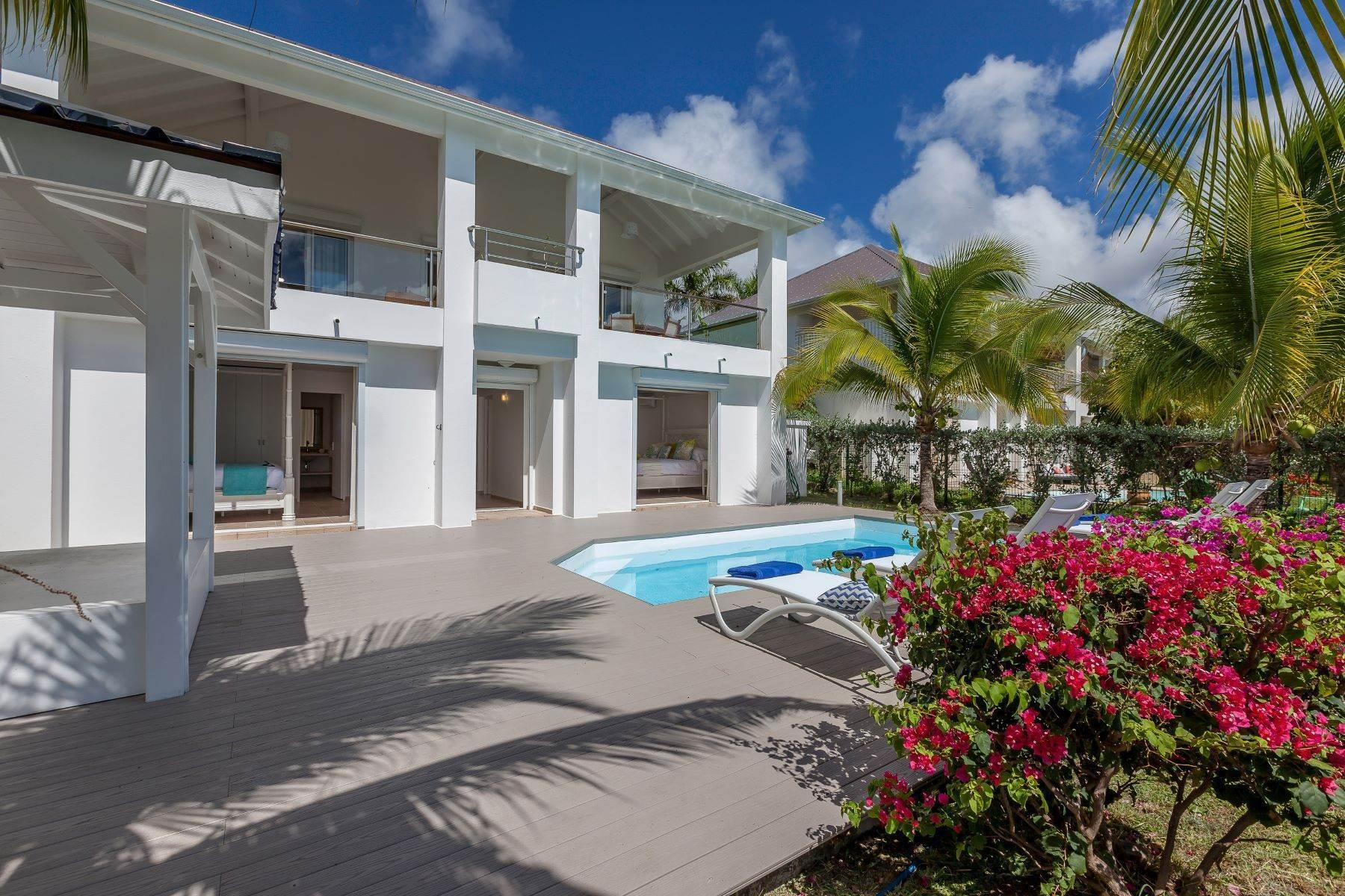 22. Single Family Homes for Sale at Sea Dream Happy Bay, 97150, St. Martin