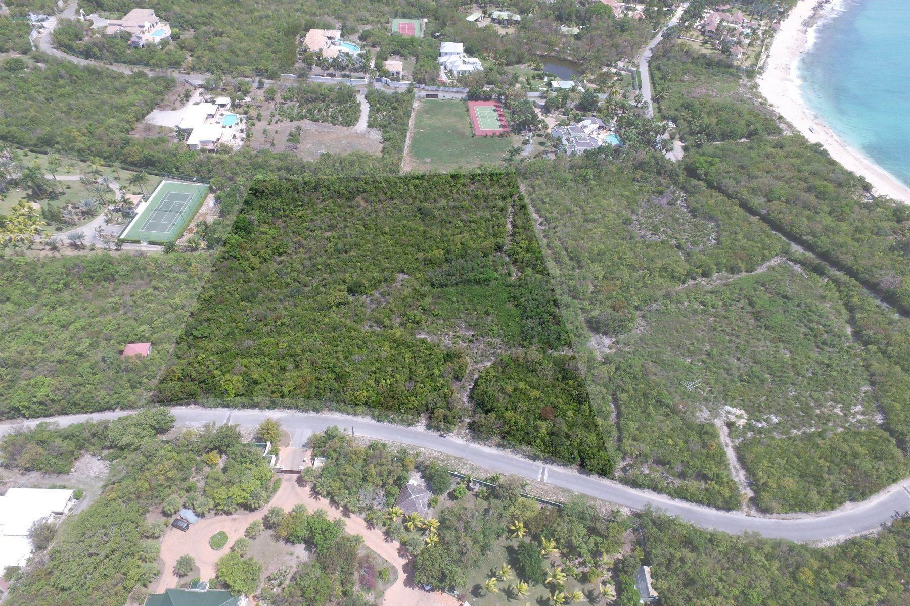 Land for Sale at Plum Bay Land Terres Basses,St. Martin