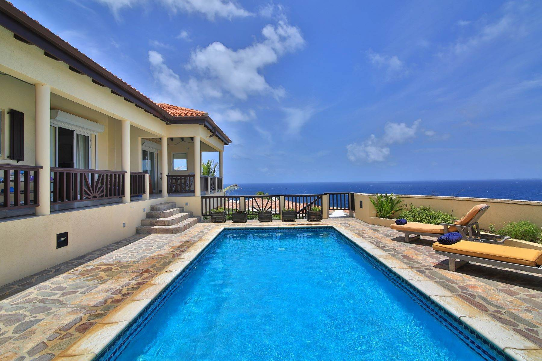 2. Single Family Homes for Sale at Sea Jade Tamarind Hill, St. Maarten