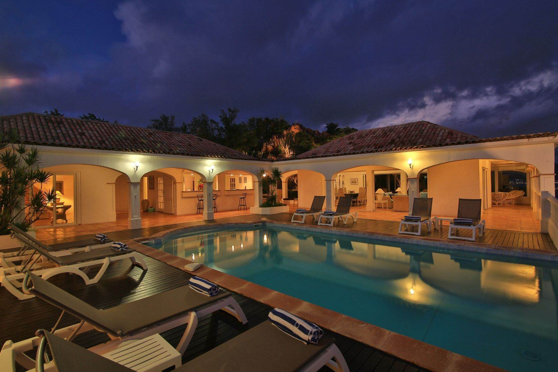 29. Single Family Homes for Sale at Escapade Terres Basses, 97150, St. Martin