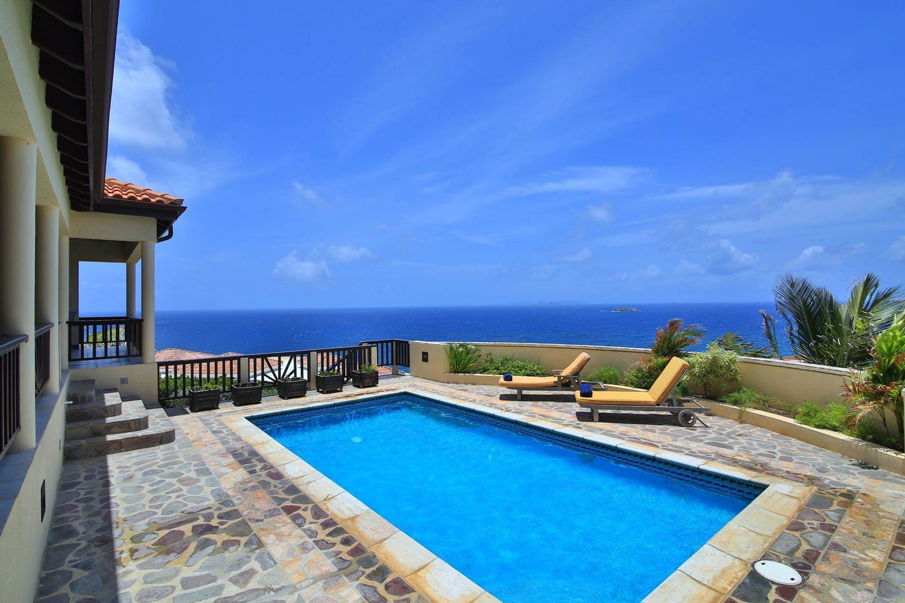 3. Single Family Homes for Sale at Sea Jade Tamarind Hill, St. Maarten