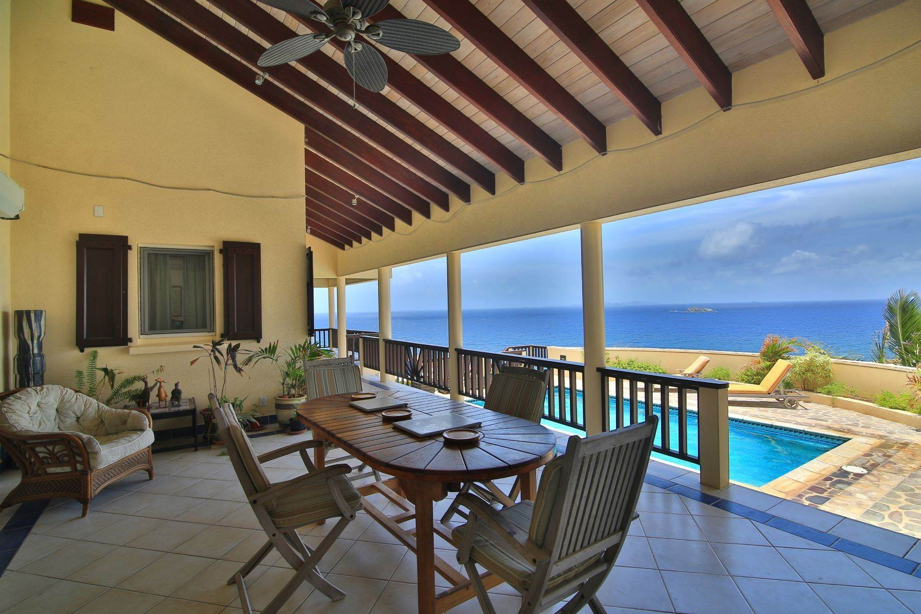 4. Single Family Homes for Sale at Sea Jade Tamarind Hill, St. Maarten
