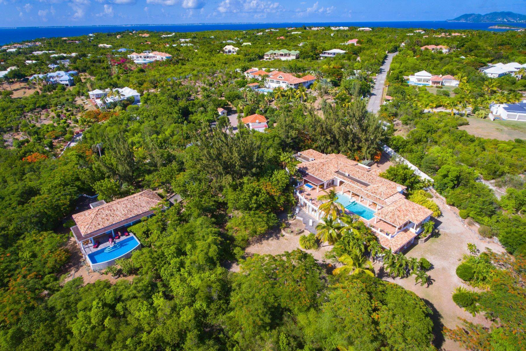 Single Family Homes for Sale at La Provençale Terres Basses, 97150, St. Martin