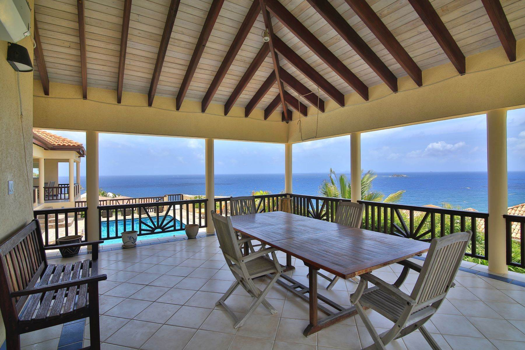 5. Single Family Homes for Sale at Sea Jade Tamarind Hill, St. Maarten