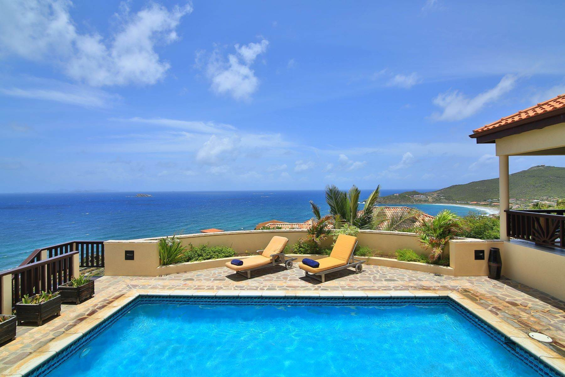 Single Family Homes for Sale at Sea Jade Tamarind Hill, St. Maarten