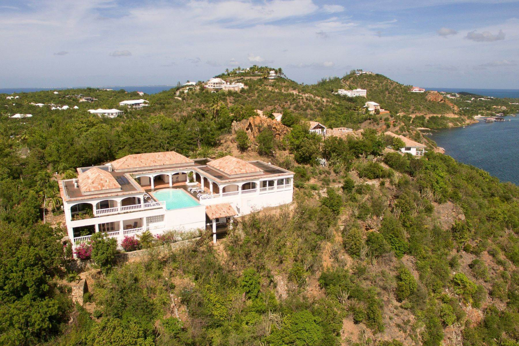 30. Single Family Homes for Sale at Escapade Terres Basses, 97150, St. Martin
